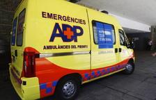 Dues persones resulten ferides en dos accidents lleus, a Canillo i a la Massana