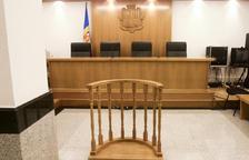 La fiscalia demana un any de presó per agredir un amic de l'exsogre