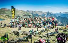 El Girls Bike Weekend aterra a Pal Arinsal amb 125 'riders'