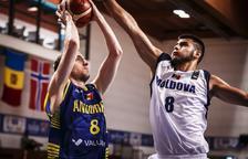 Andorra supera Moldàvia i lluitarà per la cinquena plaça