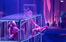 """Codina avisa que la capital """"batallarà"""" per mantenir el Cirque du Soleil"""