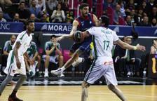 L'Unicaja Màlaga vol vestir de verd Jaime Fernández