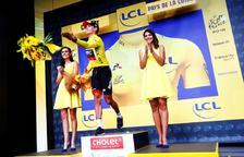 El BMC guanya i Van Avermaet és el nou líder