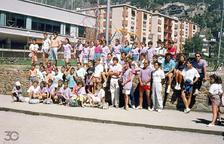 La promoció dels esports d'estiu del 1990