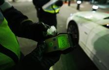 Detingut per conduir begut i atropellar un nen de cinc anys