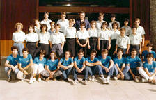 Iinformadors turístics de l'estiu del 1985.
