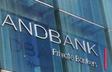 Imatge d'arxiu de la façana de la seu d'Andbank.