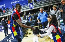 Moussa Diagne es decideix per la proposta del MoraBanc Andorra
