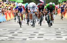 Sagan segueix dominant els esprints del Tour de França