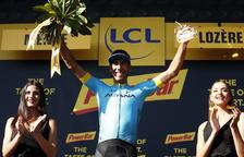 Omar Fraile s'endú la 14a etapa del Tour de França