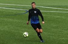 Alberto Lopo se'n va molt agraït a l'Inter i a Andorra