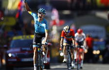 Cort Nielsen s'endú la 15a etapa del Tour a Carcassona