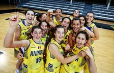 Andorra es penja el bronze entre l'orgull i l'encert (55-41)