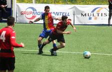 L'FC Andorra també renova Cristian Martínez i Ludo