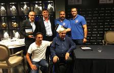 Acord entre l'Stade Toulousain, la federació i el VPC per a la formació de tècnics i jugadors