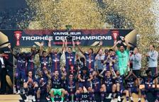El PSG es proclama supercampió de França