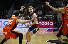 El Barça Lassa s'avança al Tenerife per fitxar Jaka Blazic