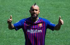 """Arturo Vidal, feliç d'arribar """"al millor club del món"""""""