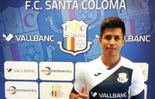 El Vall Banc FC Santa Coloma es reforça amb Diego Nágera, que prové del Tic Tapa Sant Julià