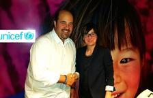 El MoraBanc dona 10.000 euros a Unicef Andorra