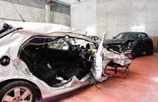 Donats d'alta els residents ferits en un accident a Bassella