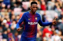 El Barça ven Yerry Mina per 20 milions més del que va pagar