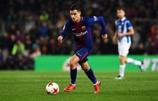 Coutinho podrà disputar la Supercopa davant el Sevilla com a jugador comunitari