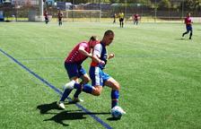L'FC Andorra s'imposa en un triangular a la Borda Mateu