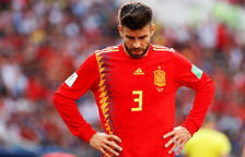 Gerard Piqué confirma l'adeu a 'la Roja'