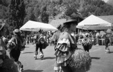 Inauguració del Prat del Colat el 1991