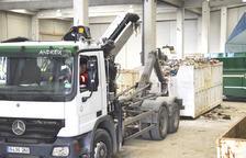 L'exportació de residus a Catalunya augmenta un 18%