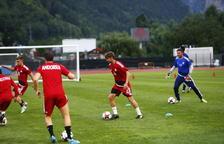El retorn d'Aláez, principal novetat de la selecció