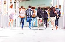 Preparant la tornada a l'escola