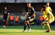 Cristiano Ronaldo s'estrena amb la Juventus amb victòria
