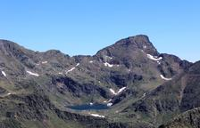 Una excursionista catalana mor a la zona de Tristaina
