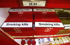 Una comissió regularà els preus mínims del tabac