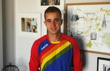 Carles Gómez, atleta