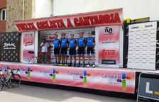 L'MVK*25-ACA completa una actuació satisfactòria a la 50a Vuelta a Cantàbria