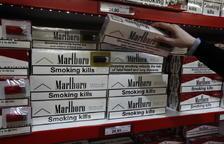 Els ingressos per la taxa del tabac creixen per quart mes consecutiu
