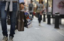 El comerç fixa entre un 20 i un 30% la caiguda de les vendes