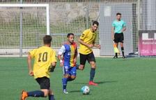 L'FC Andorra remunta i suma la primera victòria