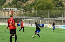 El Jenlai, amb vuit jugadors, cau golejat per 17 a 1