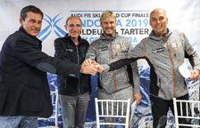 La FIS valida l'organització de les Finals de la Copa del Món