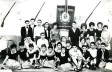 L'Esbart Laurèdia el 1963, l'any de la seva creació