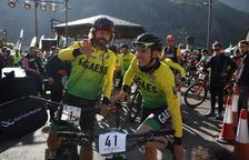 La primera edició de l'Andorra Bike Race aplega 151 participants