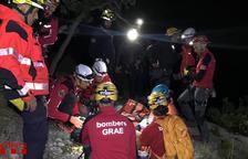 Una escaladora del país en estat greu en caure de vint metres