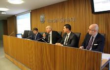 L'AREB ha cobrat 3,2 milions menys del previst per la venda de Vall Banc