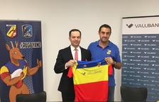 Vall Banc, nou patrocinador de l'escola de la federació