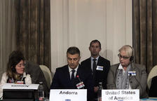 Andorra participa en una conferència energètica