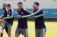 Leo Messi entra a la llista de Valverde per visitar demà l'Inter de Milà